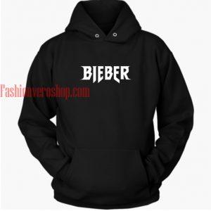 Bieber Black hoodie