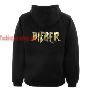 Bieber Camo hoodie