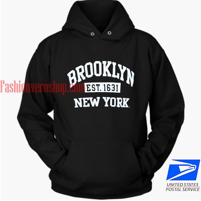 Brooklyn EST. 1631 New York hoodie