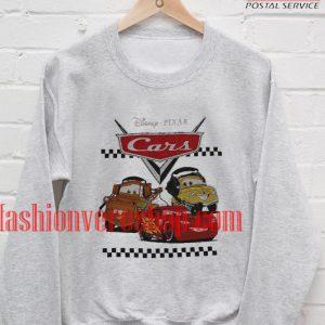 Disney Cars Sweatshirt