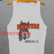 Hooters girl woman Tank top