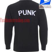 Kylie Jenner punk Sweatshirt