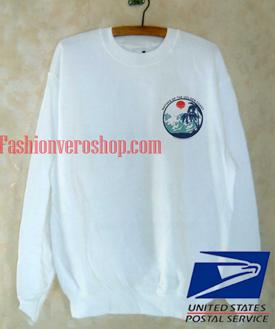Natives of the golden coast Sweatshirt