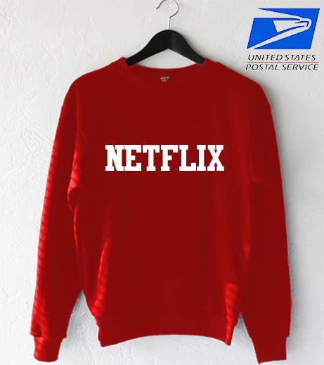 netflix halloween Sweatshirt