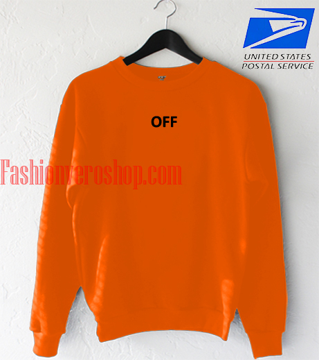 Off orange Sweatshirt