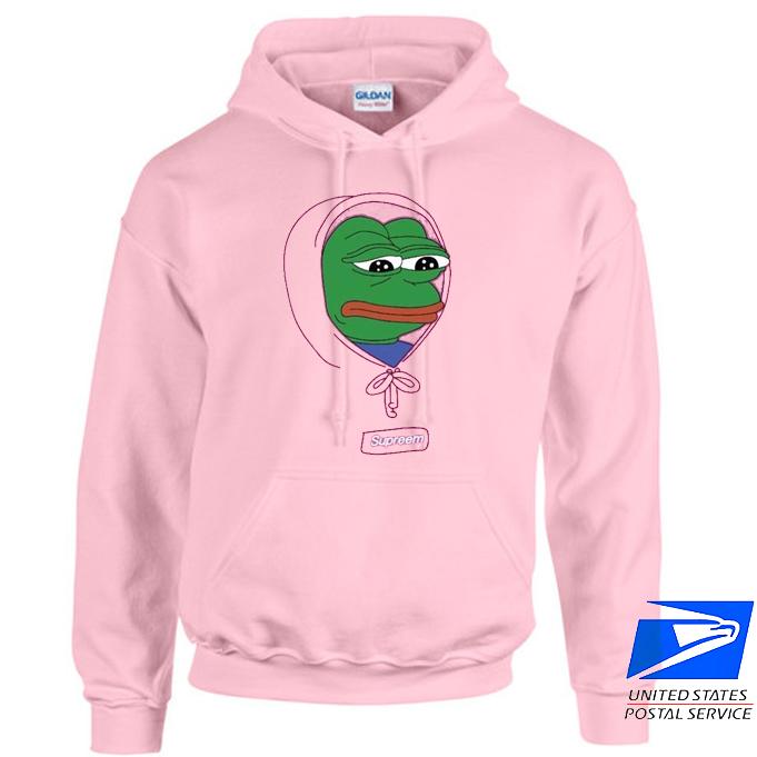 Pepe frog hoodie