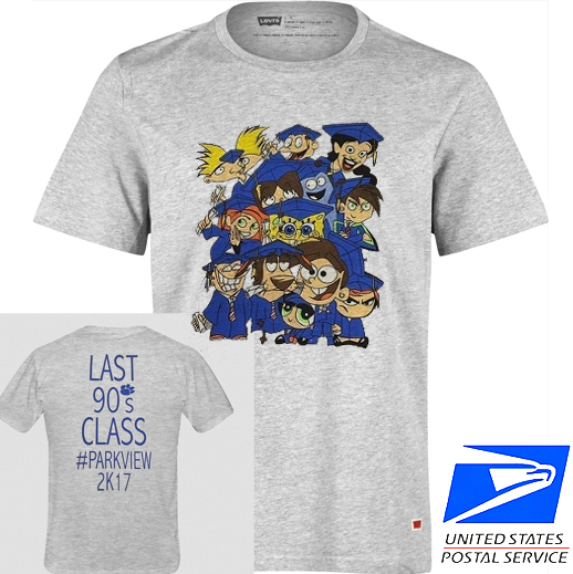 The Last '90s Class shirt