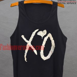 XO the weeknd woman Tank top