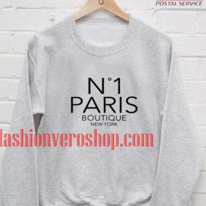 paris boutique Sweatshirt