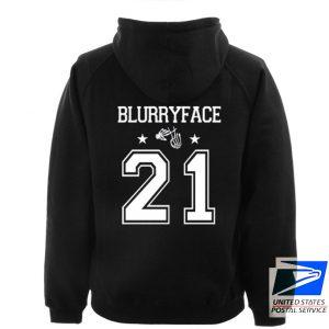 Blurryface twenty one pilots HOODIE