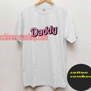 Daddy grey T shirt
