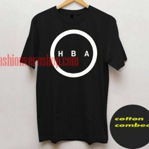 HBA Circle T shirt