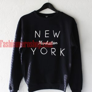 New Manhattan York Sweatshirt