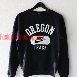 Oregon Track Sweatshirt