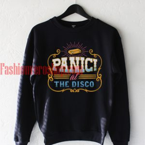 Panic At The Disco 2016 Sweatshirt