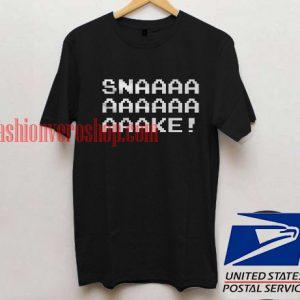 Snaaake T shirt