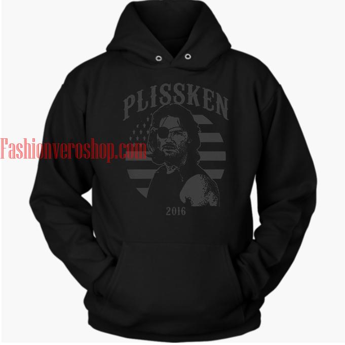 Snake Plissken for President 2016 hoodie