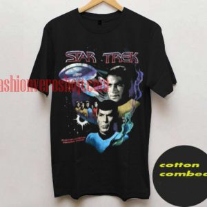 Star trek vintage T shirt