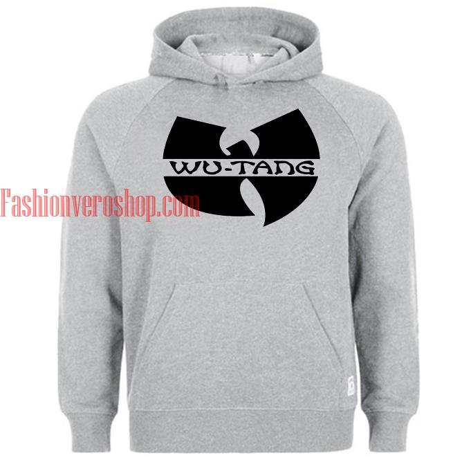 Wu tang clan Grey hoodie