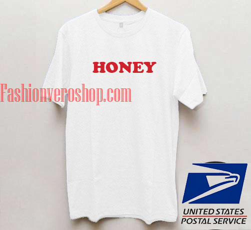 Honey Red T shirt
