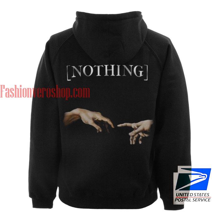 Nothing hand HOODIE