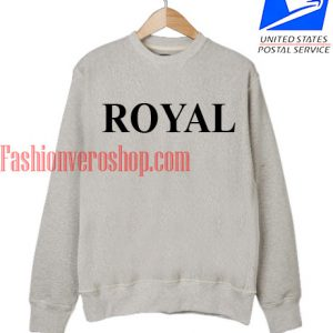 Royal Sweatshirt
