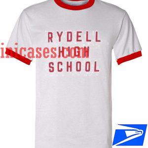 Unisex ringer tshirt - Rydel High School