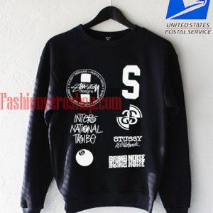 Stussy Worldwide Sweatshirt
