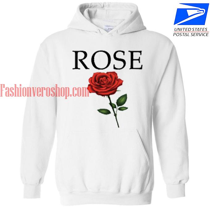 Rose Flower HOODIE