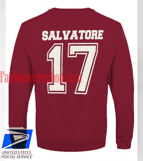 Salvatore 17 Sweatshirt