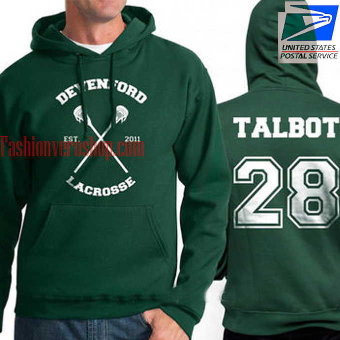 Talbot 28 Devenford Prep Lacrosse HOODIE