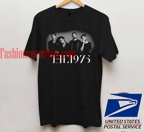 The 1975 Concert 2017 T shirt
