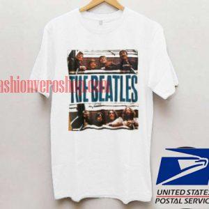 The Beatles Revolution T shirt