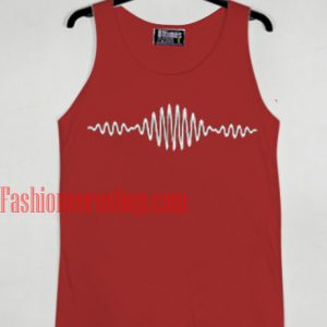 arctic monkeys logo Tank top