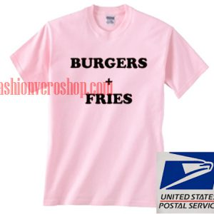 burgers and fries T shirt