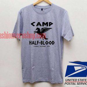 percy jackson camp half blood T shirt