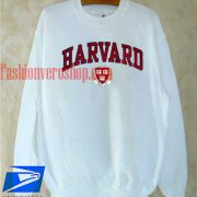 Harvard University Logo Sweatshirt