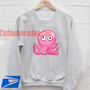 Octopus Art Sweatshirt
