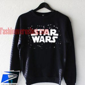 Star wars galaxy Sweatshirt