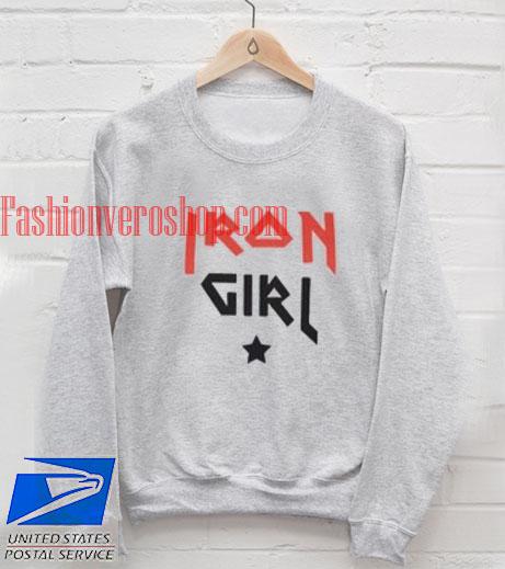 iron girl Sweatshirt