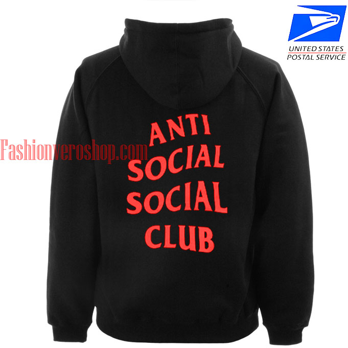0a675f43c6cc Anti social social club HOODIE – Unisex Adult Clothing – fashionveroshop