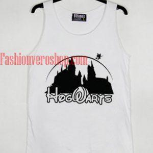 Hogwarts Harry Potter Disney Tank top