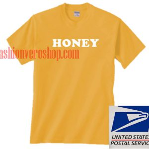 Honey Gold Unisex adult T shirt