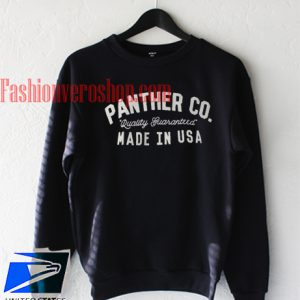 Panther CO Made in USA Sweatshirt
