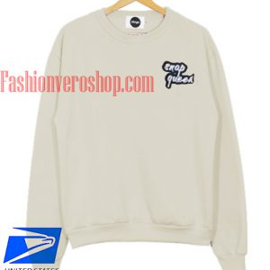 Snap Queen Sweatshirt