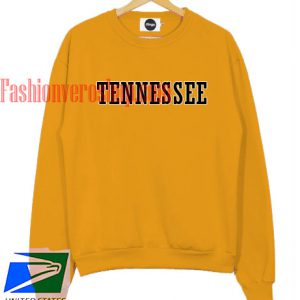 Tennessee Yellow Sweatshirt