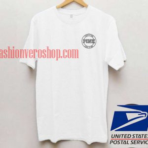 love pink logo T shirt