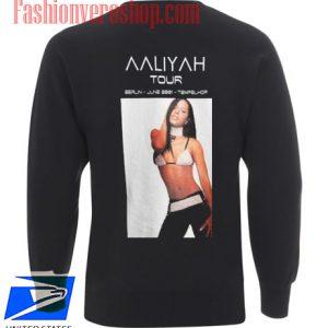 Aaliyah Tour Sweatshirt