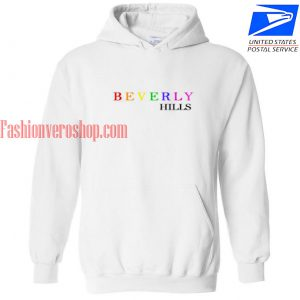 Beverly Hills HOODIE - Unisex Adult Clothing