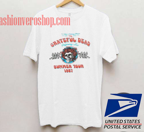 Grateful dead tee without distressing Unisex adult T shirt